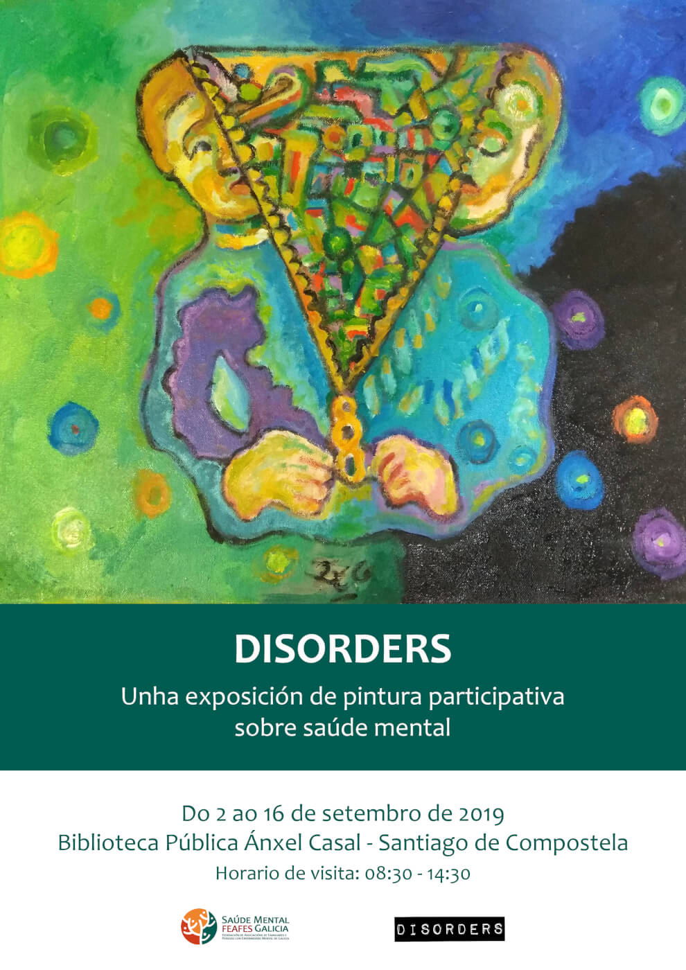 Exposición Disorders en Santiago de Compostela