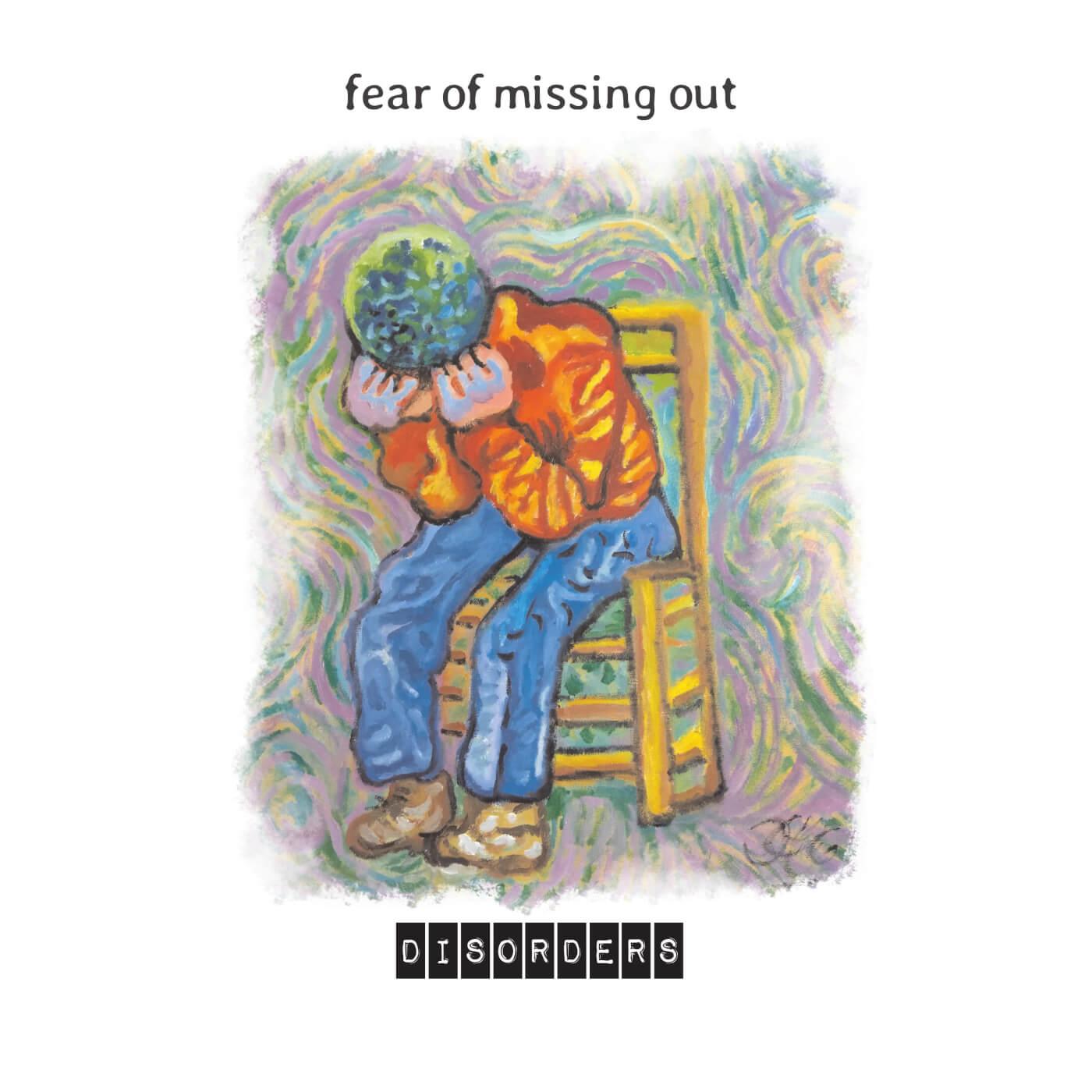 Disorders, album de Fear Of Missing Out a la venta el 4 de septiembre